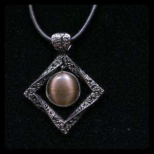 Catseye Necklace